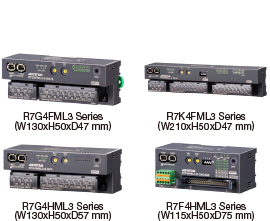 MECHATROLINK-Ⅲ REMOTE I/O R7 Series