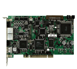 A-LINK V2.0 + MECHATROLINK-Ⅱ Dual-field-bus-master PCI Board