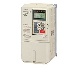 Current Vector Control General-Purpose Inverter Varispeed G7