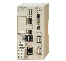 Compact All-in-one Machine Controller MP2300S