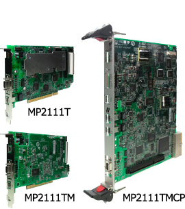 Board-type Machine Controller MP2111T, MP2111TM, MP2111TMCP