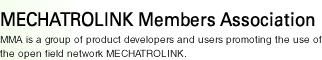 MECHATROLINK Members Association